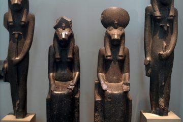 Four Goddesses